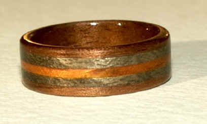 Design your own custom made wooden ring ~ Touch Wood Rings